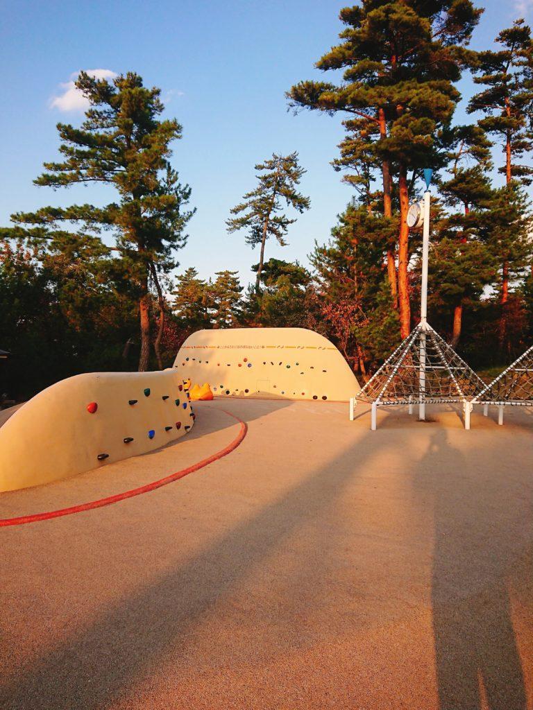 鳥取砂丘こどもの国の遊具