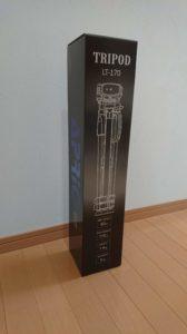「APRIO LT-170」の箱