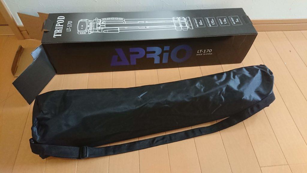 「APRIO LT-170」の袋