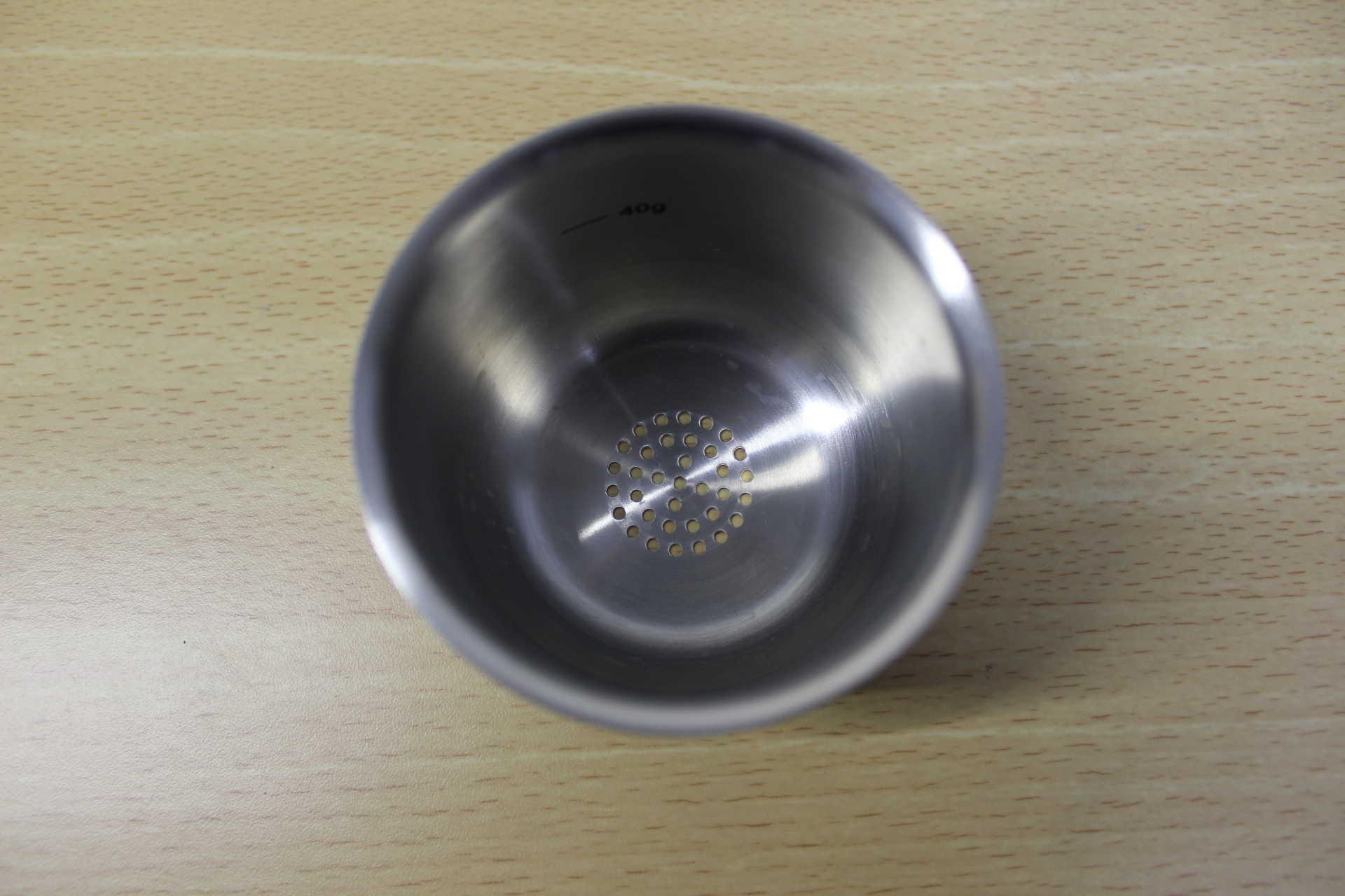 コールドブリューが作れるWiswell Water Dripperのコーヒーバスケット