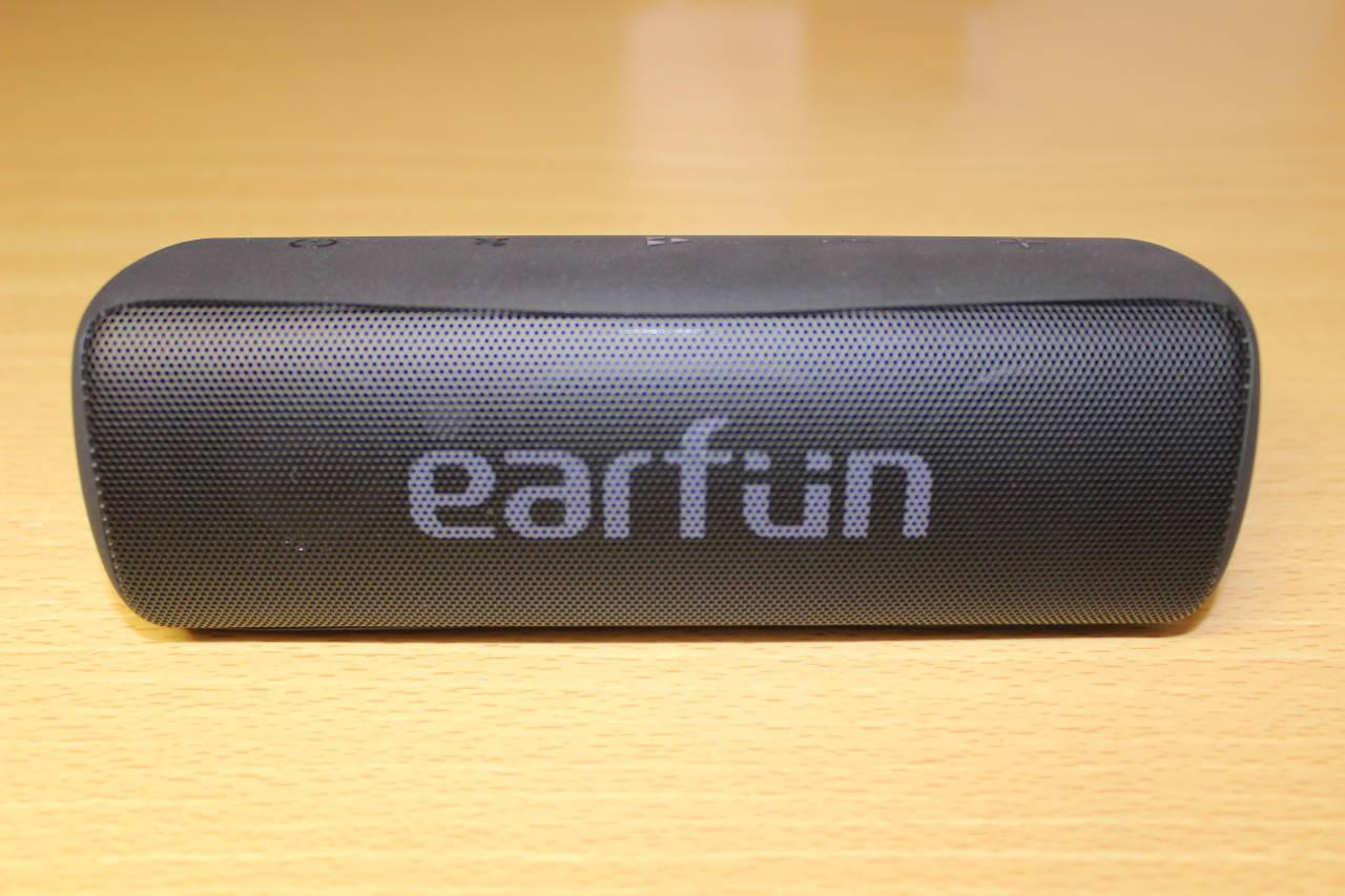 EarFun Goの正面