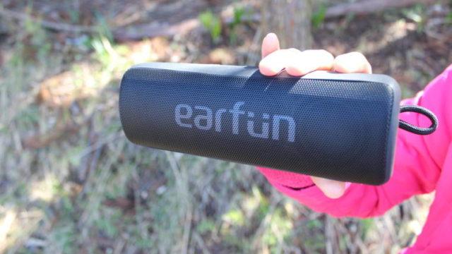 EarFun Goを持っている