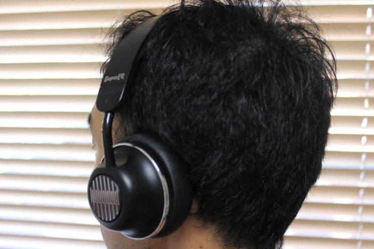「OneOdio SuperEQ S2」装着してみたところ