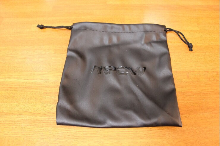 「MPOW H20 QCC3034 VER.ワイヤレスヘッドホン」袋